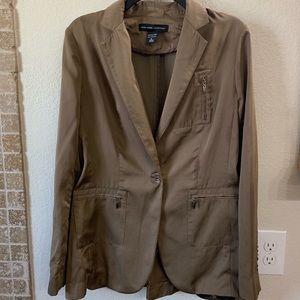 New York & Company Silky Blazer